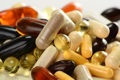 anti-aging supplements-pills and capsules